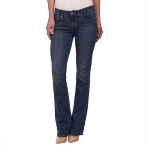 Levi's Demi Curve Classic Boot Cut Jean